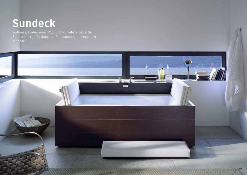 duravit my lovely bath magazin f r bad spa. Black Bedroom Furniture Sets. Home Design Ideas