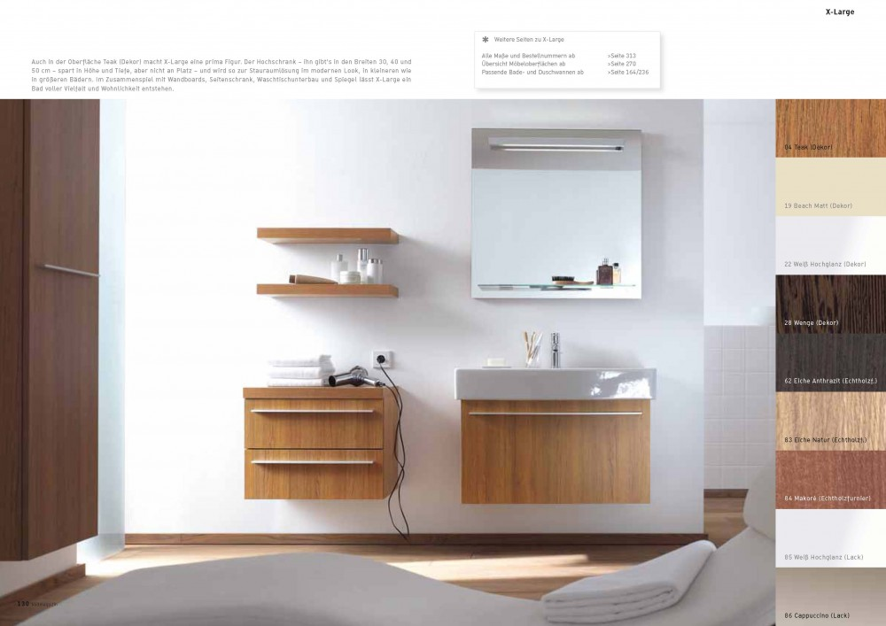 duravit my lovely bath magazin f r bad spa On duravit badmobel