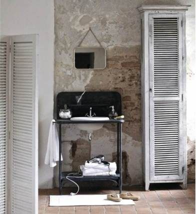 badezimmer vintage style romantische b der im retrolook my lovely bath magazin f r bad spa. Black Bedroom Furniture Sets. Home Design Ideas