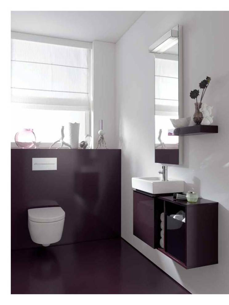 gaste wc gestalten. Black Bedroom Furniture Sets. Home Design Ideas