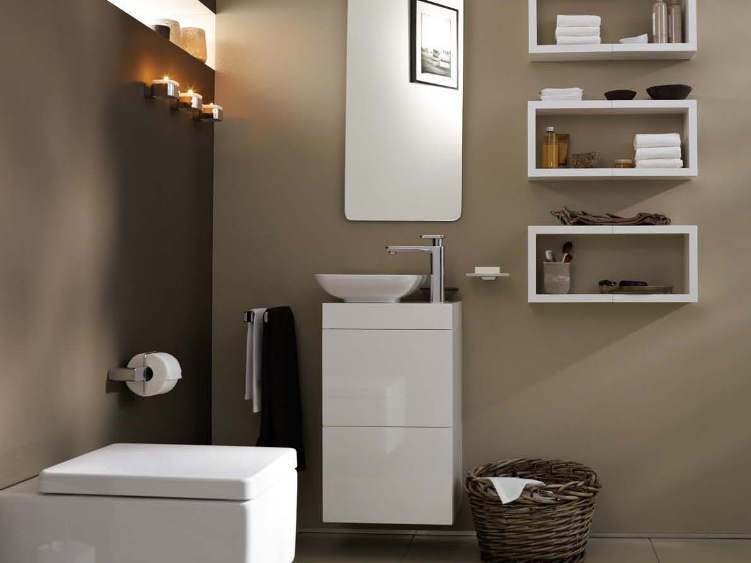 g stebader und g ste wc gestalten my lovely bath. Black Bedroom Furniture Sets. Home Design Ideas