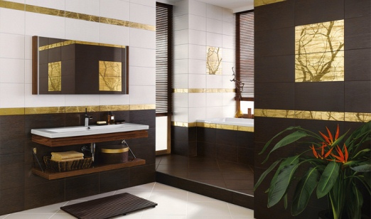 wandgestaltung badezimmer von fliese bis farbe my lovely bath magazin f r bad spa. Black Bedroom Furniture Sets. Home Design Ideas