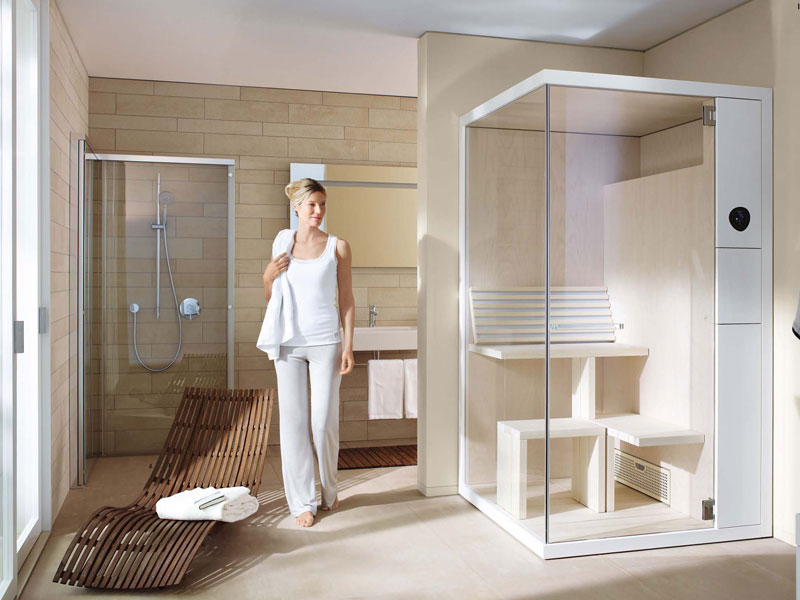 eine sauna im haus darauf sollten sie achten my lovely bath magazin f r bad spa. Black Bedroom Furniture Sets. Home Design Ideas