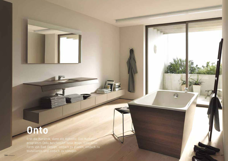 Design Badezimmer - my lovely bath - Magazin für Bad & Spa