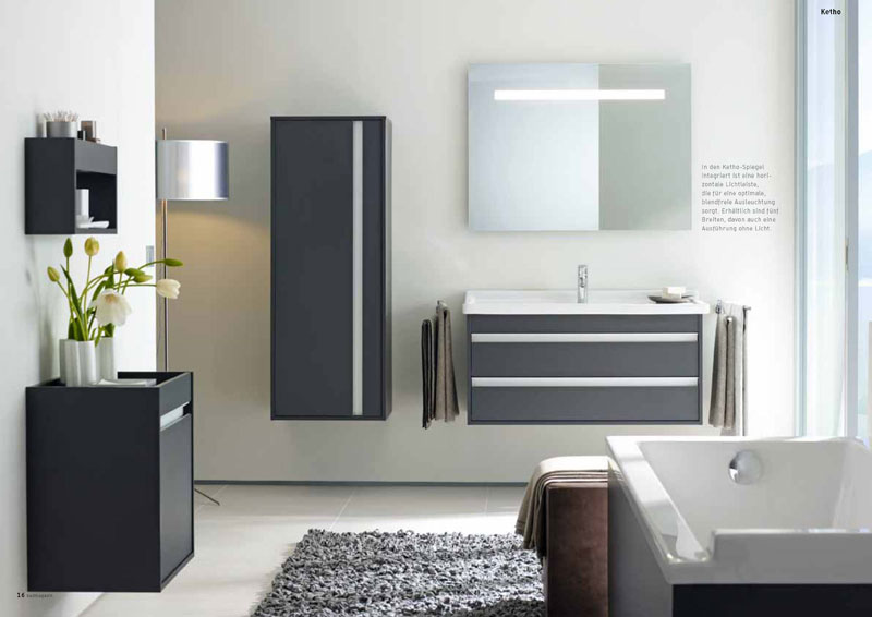 moderne badezimmer my lovely bath magazin f r bad spa. Black Bedroom Furniture Sets. Home Design Ideas