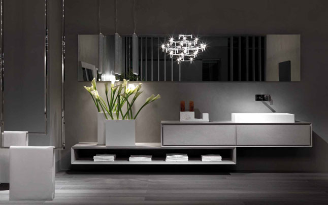 rifra badezimmereinrichtung im italienischen design my. Black Bedroom Furniture Sets. Home Design Ideas