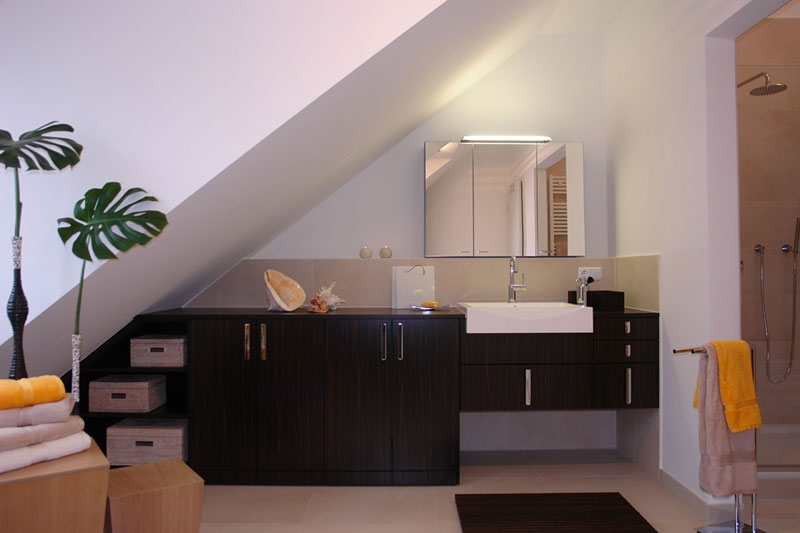 wohin mit der waschmaschine im bad my lovely bath magazin f r bad spa. Black Bedroom Furniture Sets. Home Design Ideas